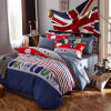 Hot Selling Printed Cotton Duvet Cover Bedding