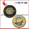 Themes Club Use Carving Eagle Double Sided Commemorative Coin