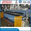 W62K-5X3200 CNC hydraulic steel pan box forming bending folding machine