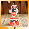 Cartoon Birthday Candle for Party Themes Decoration