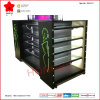 Lighted Box Style Cosmetic Island Supermarket Display Shelf (OW-A11)