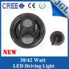 4D Optic Lense CREE LED Headlight 30W/42W