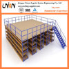 Industrial Space-Saving Mezzanine Steel Platform