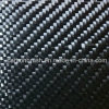 black color real Twill carbon fiber sheet 3k 200g