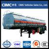 Cimc 2 Axle Bitumen Tanker Semi Trailer