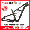29er Frame Full Suspension MTB Carbon Fiber Frame MTB Frame 29