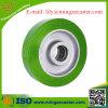 Elastic Polyurethane Cast Iron Caster Wheel