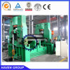 W11S-10X5000 Universal Top Roller Steel Plate Bending and Rolling Machine
