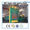 Ydj Heavy Metal Steel Scrap Car Shear Baler (CE approved)