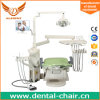 Floor Fixed Dental Unit with Double Armrests