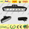 18W LED Work Light Bar 1530lm LED Work Light 12V DC LED Work Light for Turcks