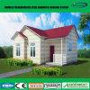 High Quality China Prefabricated Home, Luxury Prefab Villa