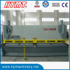 QC11y-12X4000 Hydraulic Guillotine Shearing Machine/metal shett cutting machine