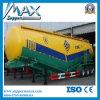 Powder Material Transport Semi Trailer with Fuwa 13 Ton Axle