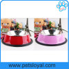 Manufacturer Pet Product Feeder Stainless Steel Dog Bowl