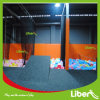 Cheap Rectangle Trampolines with Ninjia Course Function