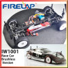 Firelap Electric Power Brushless 1/10 Race Car with Black Shape