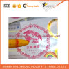 Label Printing Paper Adhesive Sticker Custom Transparent Label
