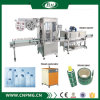 Higher Capacity PVC Shrinking Sleeve Wrapping Machine