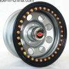 Gometal Brand 4X4 off Road Real Beadlock Steel Wheel Rim