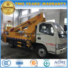 Dongfeng 15m Aerial Platform Over Head Working Truck