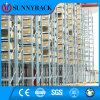 Man Powder Saving Modern Storage Solution Warehouse Metal Storage Shelving
