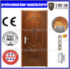 Composite Door Material Wooden Veneer Painting Door