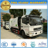 Dongfeng 6 Wheels 125HP Rubbish Collect Truck 7 Tons Compactor Garbage Truck
