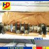6wg1 Crankshaft for Excavator Diesel Engine Set
