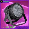 Outdoor Light 54X3w RGBW PAR LED