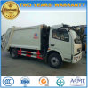 8m3 Refuse Compress and Transport 8 Tons Compactor Garbage Truck Price