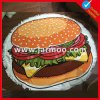 Round Circle Beach Towel with 100% Cotton Top Quality