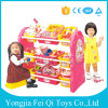 Hello Kt Cat Toy Rack, Children′s Toy Frame, Children′s Pick up Rack, Storage Box, Kindergarten, Plastic Toy Shelf