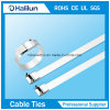 Wing Locked Stainless Steel Cable Ties for Bundle Tube