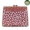 Popluar Design Lady Fashion Evening Crystalstone Clutch Bag Rhinestone Leb754