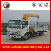 Japan Brand 4ton 4 Booms Truck Mounted Crane with Good Price