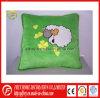 Hot Sale Plush Soft Green Cushion Pillow