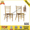 Stacking Metal Hotel Restaurant Banquet Wedding Chiavari Chair