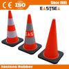 Road Australia Standard Reflective PVC Plastic Traffic Cone