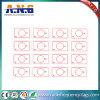 Plastic Sheet Aluminum Antenna Hf RFID Pet Layer Inlay