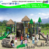 Imiate Wooden Outdoor Playground Equipment (HK-50016)