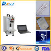 10W Poratable Metal Fiber Laser Marking and Engraving Machine Plastic