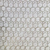 100% Cotton Fabric Garment Accessories Soluble Lace