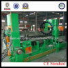 W11s-25X2500 Hydraulic Universal Three Rollers Sheet Plate Rolling Machine