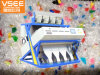 Vsee RGB CCD Plastic Color Sorter Sorting Ppc Plastic Color Sorter/Industrial Color Sorter Machine