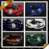 Leather Jewelry, Alloy Pave Crystal Bracelet, Fashion Bracelets Jewellery (FB086)