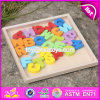 New Design Toddlers Educational Wooden ABC Learning W14b072