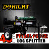 Gasoline Log Splitter (DR-GL40T) (for NEW ZELAND)
