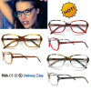 Handmade Acetate Optical Glasses Frames Italy Designer Eyeglass Frame