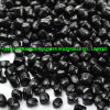 ABS, HIPS, GPPS, LDPE, HDPE, LLDPE Plastics Granules Color Masterbatch Black Masterabtch for Universal Use